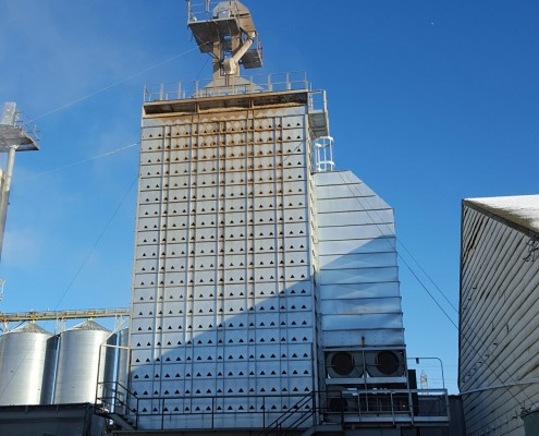 Grain Dryer | Grain Marketing | Dawson Creek
