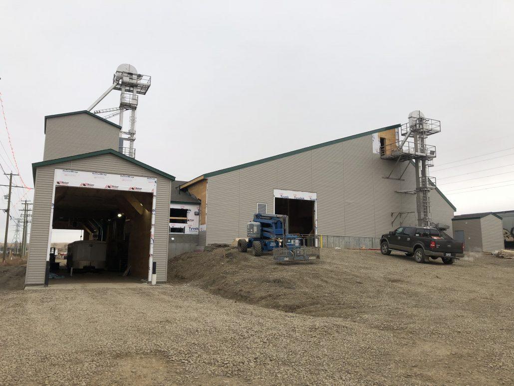 Agro Source Fertilizer Shed