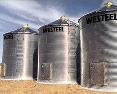 Westeel Bins | Store Grain | Agro Source